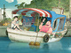 明石家さんまプロデュースの劇場アニメ「漁港の肉子ちゃん」、STUDIO4℃制作で2021年初夏公開