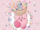 イッツデモに「カービィ」が春を連れてやってくる! お花やリボンなど「ピンクカラー」がかわいいコラボアイテムにときめく