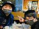 175R・SHOGO、元妻・今井絵理子の長男と新年ショット 2020年にプロレスデビューした16歳