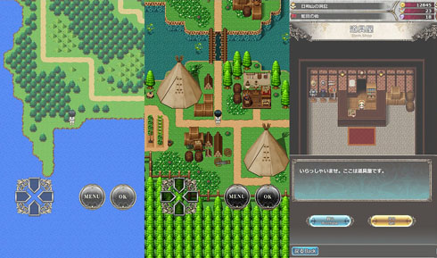 地方創生RPG