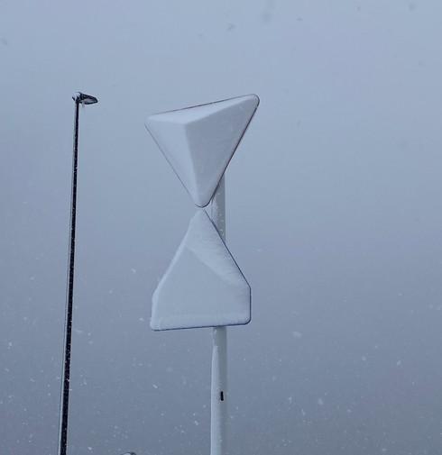 富山 積雪