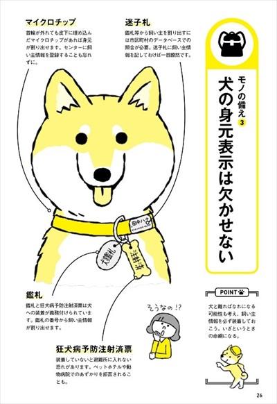 犬と一緒に生き残る防災BOOK