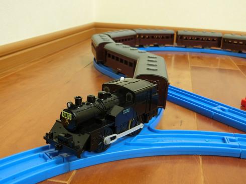 鉄道 プラレール 鬼滅の刃 無限列車 SL