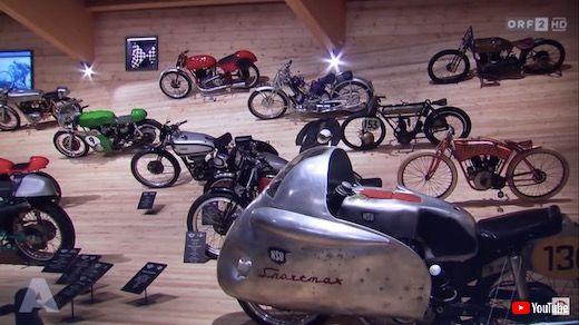 火災 バイク 博物館