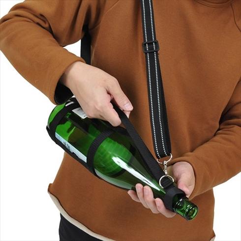 一升瓶ホルダー