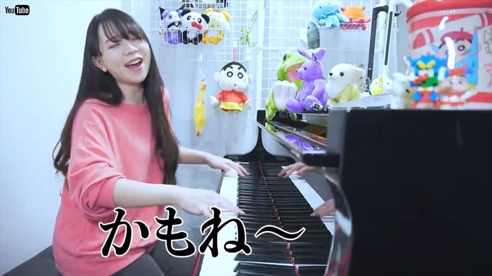 わ うっせ ピアノ ぇ