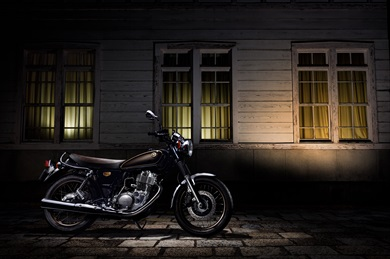 国内生産終了に併せて限定モデル「SR400 Final Edition Limited」が登場