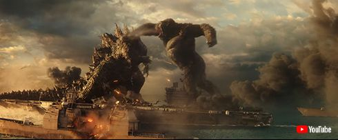 Godzilla vs. Kong ゴジラ コング 映画 モンスターバース 小栗旬 公開 いつ 予告 動画