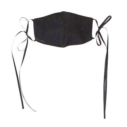 リボン付きマスクandフリルマスクポーチ
