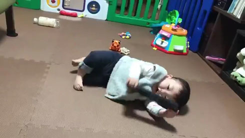 赤ちゃん実況