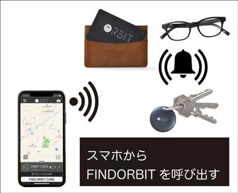 メガネ 紛失 防止 タグ 見つかる Orbit Glasses Makuake