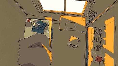乃木坂46 僕は僕を好きになる アニメ ミュージックビデオ 齋藤飛鳥 梅澤美波 山下美月 映像研には手を出すな! 大童澄瞳