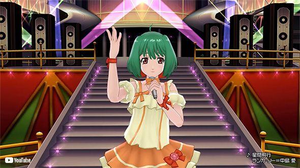 歌マクロス 3D LIVE マクロスF シェリル・ノーム ランカ・リー
