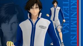 テニスの王子様 テニプリ 映画 リョーマ! The Prince of Tennis 新生劇場版テニスの王子様 3DCG キャラクタービジュアル 手塚国光