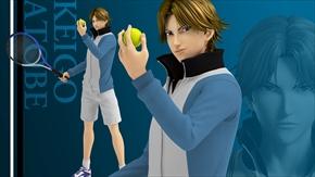 テニスの王子様 テニプリ 映画 リョーマ! The Prince of Tennis 新生劇場版テニスの王子様 3DCG キャラクタービジュアル 跡部景吾