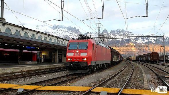 鉄道 海外 YouTube スイス ドイツ アメリカ レッドブル