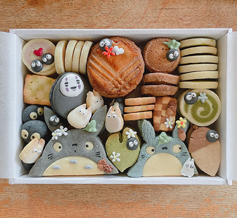 ジブリクッキーの写真