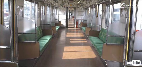 鉄道 海外 YouTube ジャカルタ 205系