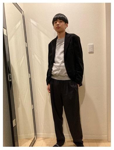 大浦龍宇一 息子 イメチェン 主之和 17歳