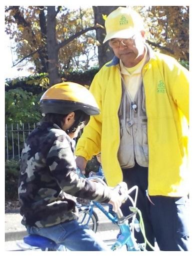 大浦龍宇一 息子 自転車 主之和