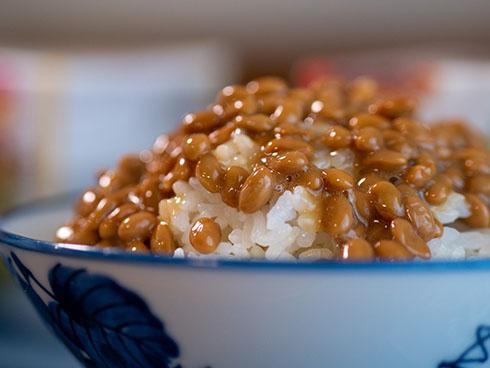 すごくおいしそうな納豆ご飯