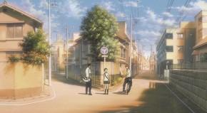 時をかける少女 細田守 スタジオ地図 4DX