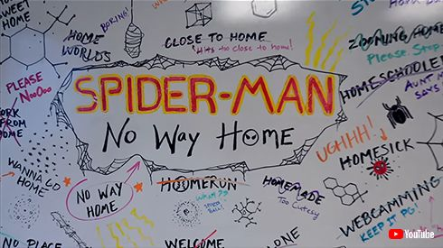 スパイダーマン タイトル トムホ トム・ホランド ゼンデイヤ ジェイコブ・バタロン Spider-Man No Way Home ネタバレ ネタバレ王