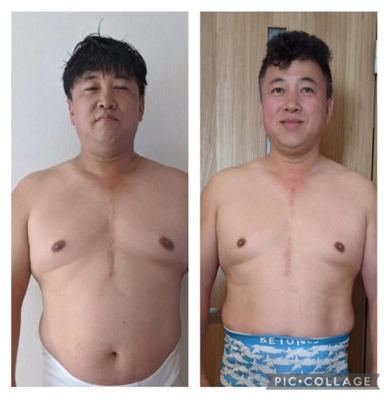 スギちゃん ダイエット 体重 何キロ ビフォーアフター