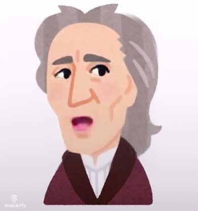 顔を動かす アプリ 歴史上の人物 Avatarify 織田信長 肖像画