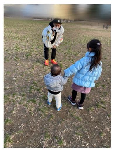 川島章良 川島菜月 カメラ 写真 たまちゃんのお父さん