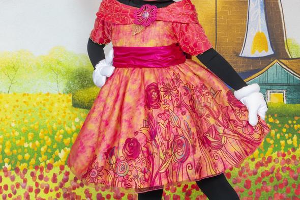 ミニーのスタイルスタジオ 春 新衣装