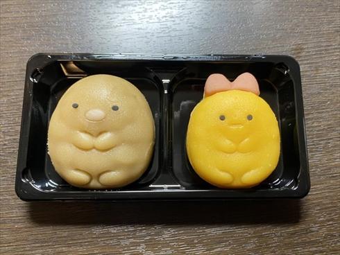 すみっコぐらし 和菓子 爆笑