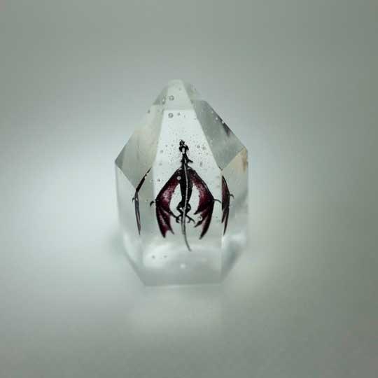 全て ガラス 生き物 作品 ドラゴン ライオン 動物 ファンタジー アート