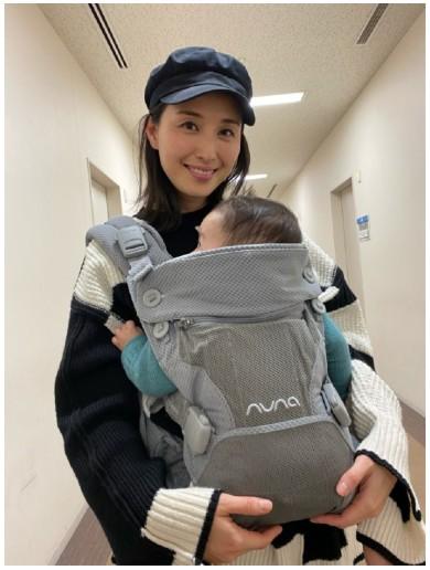 橋本マナミ 長男 出産 結婚 インスタ