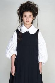 山口らいら PLEASE 15号 COMME des GARCONS GIRL