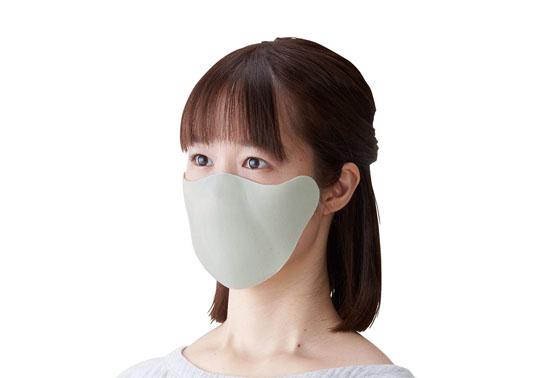 ひもなしマスク