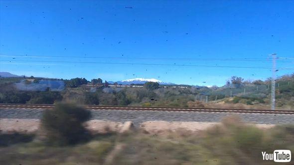 鉄道 海外 YouTube フランス スペイン TGV