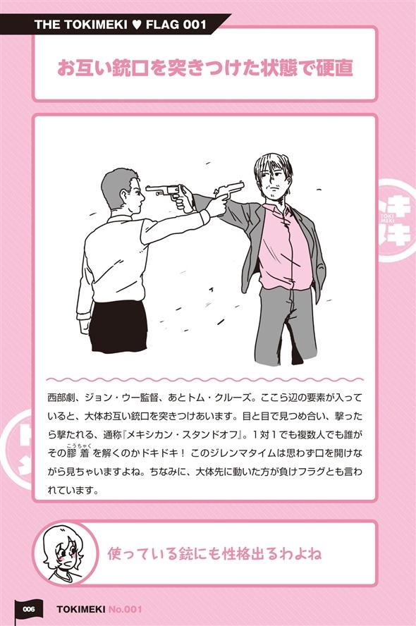 トキメキフラグ図鑑