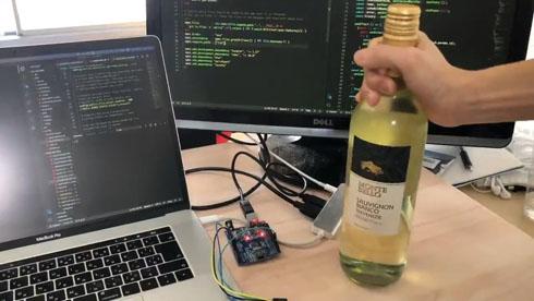 飲酒sudo防止システム