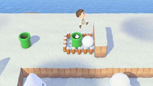だるま あつ 森 ゆき 【あつ森】雪だるまの作り方と雪玉がない時の対処法【あつまれどうぶつの森】