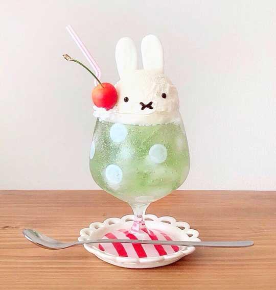 ミッフィー 桜餅 手作り お菓子 キャラ 弁当