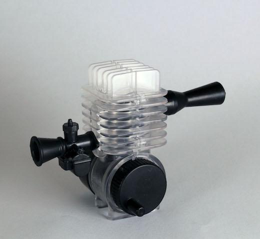 2ストロークエンジン ミニチュア カプセルトイ タカラトミーアーツ