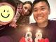 川島永嗣、38歳バースデーを美形妻が祝福 家族4人ショットも初公開「妻と息子が手作りケーキを作ってくれました」