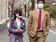 小木博明、長女の卒業式で見せたハイセンスな着こなしに「シャレオツ親子」 娘はVivienne Westwoodをチョイス