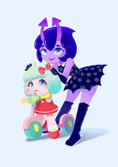 WIT STUDIO ストップモーション 見里朝希 モルカー Candy Caries