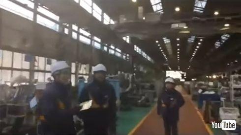 鉄道 YouTube 工場見学 583系 国鉄型