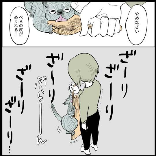 猫 日常 漫画 長谷川ろく ジョナ またたび 愛 狂気 執念