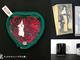 与謝野晶子『みだれ髪』の表紙がハート型ポーチに フェリシモミュージアム部が「あやしい絵展」とコラボグッズを発売