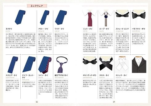 メンズファッション イラスト図鑑