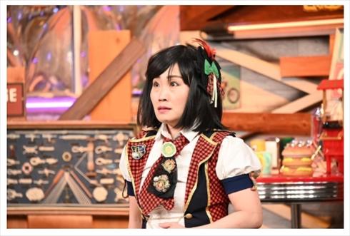 キンタロー。 前田敦子 ものまね フライングゲット ウチガヤ ブログ ウチのガヤがすみません!